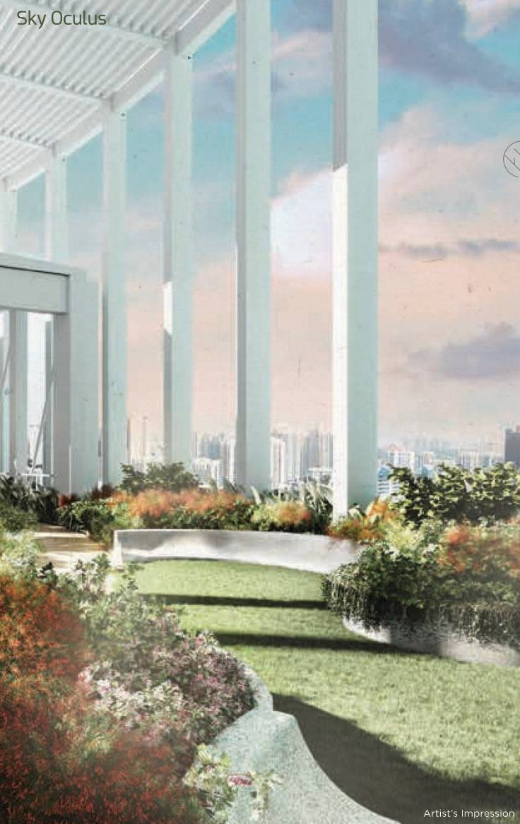 One Pearl Bank Artist's Impression