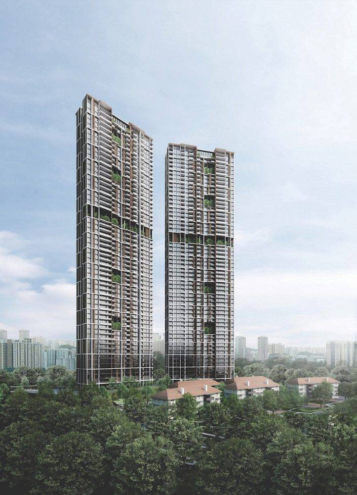Avenue South Residence Artist Impression